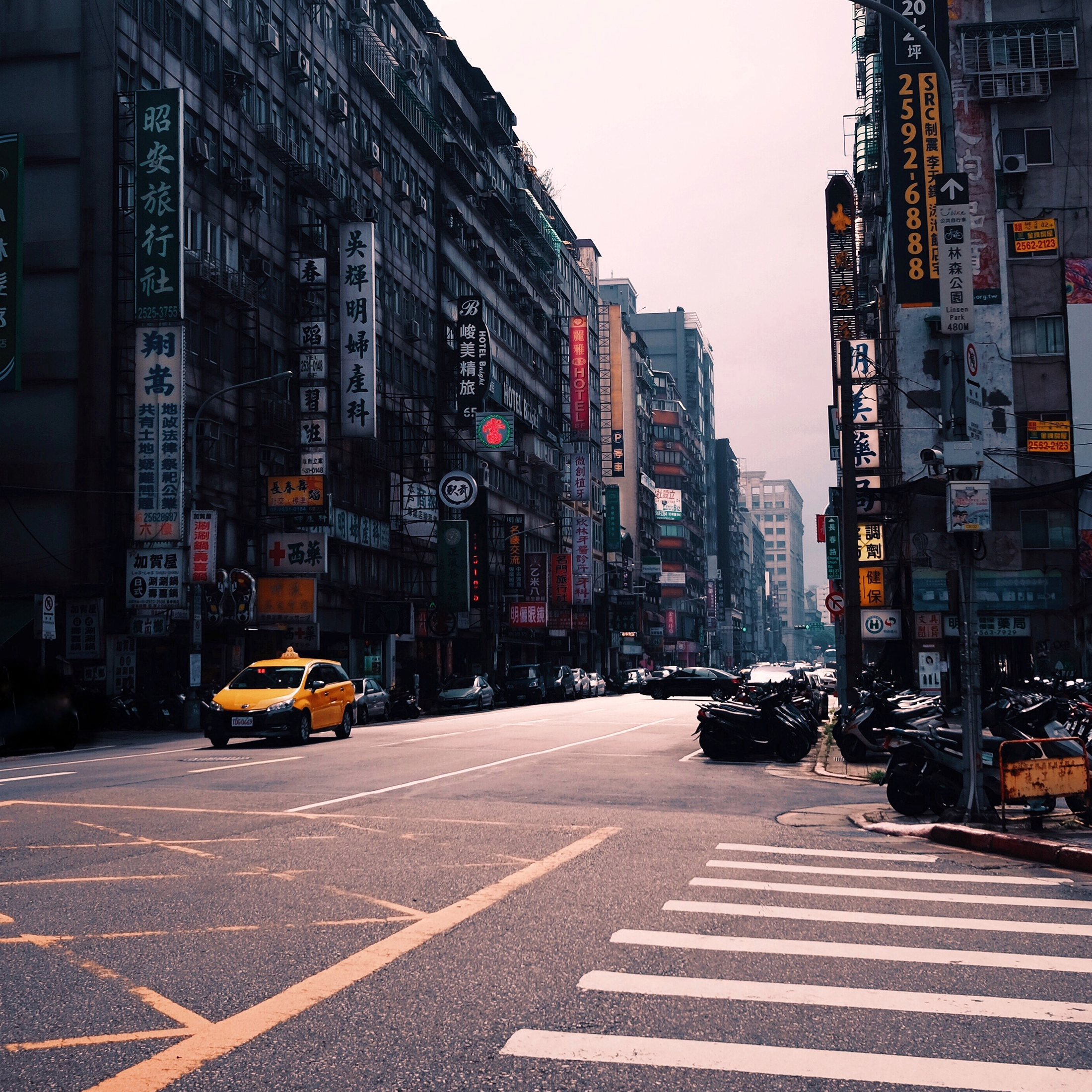 taichung-street